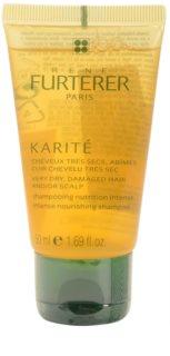 René Furterer Karité vyživujúci šampón pre suché a poškodené vlasy
