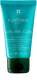 René Furterer Sublime Curl Enhancing Shampoo for Naturally Curly Hair