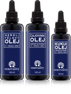Renovality Original Series kit di cosmetici VII. (anti-age) da donna