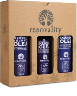 Renovality Original Series Cosmetic Set VII. (with Anti-Aging Effect)