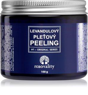 Renovality Original Series Lavender Face Scrub