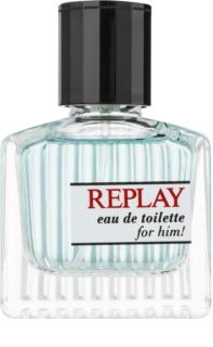Replay for Him eau de toilette for Men