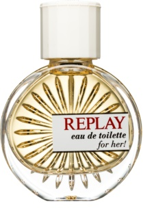 Replay for Her eau de toilette da donna