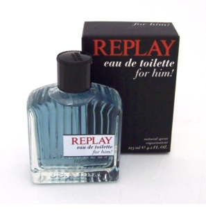 Replay for Him eau de toilette uraknak