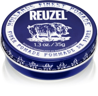 Reuzel Hollands Finest Pomade Fiber pomata per capelli
