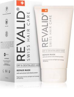 Revalid Dry & Devitalized Hair intenzivní obnovující maska na vlasy