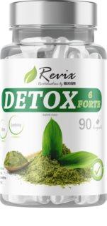 Revix Detox 6 Forte doplněk stravy  s detoxikačním účinkem