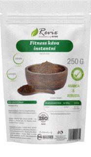 Revix Fitness káva instantní instantní káva při redukci hmotnosti