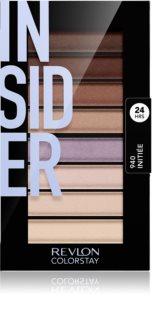 Revlon Cosmetics ColorStay™ Looks Book Lidschattenpalette
