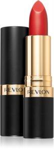 Revlon Cosmetics Super Lustrous™ krémová rtěnka s matným efektem