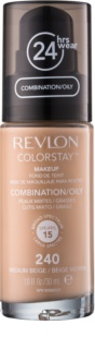 Revlon Cosmetics ColorStay? Long-Lasting Mattifying Foundation SPF 15