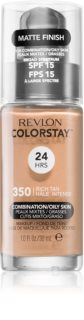 Revlon Cosmetics ColorStay™ Langaanhoudende Matte Make-up  SPF 15