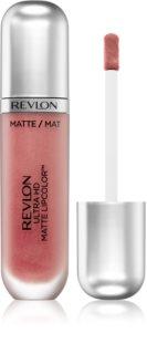 Revlon Cosmetics Ultra HD Matte Lipcolor™ ultra matná tekutá rtěnka