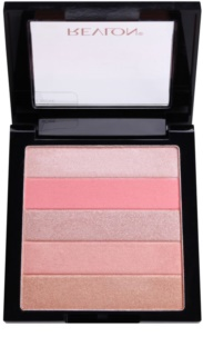 Revlon Cosmetics Sunkissed highlighter i rumenilo u jednom