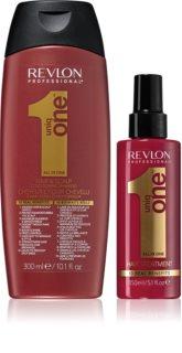 Revlon Professional Uniq One All In One Classsic confezione conveniente (per capelli rovinati e secchi)