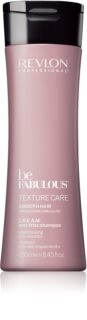 Revlon Professional Be Fabulous Texture Care λειαντικό σαμπουάν για ατίθασα και κρεπαρισμένα μαλλιά