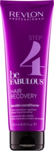 Revlon Professional Be Fabulous Hair Recovery подсилващ балсам с кератин