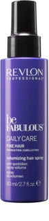 Revlon Professional Be Fabulous Daily Care Volym spray för fint hår