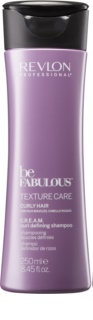 Revlon Professional Be Fabulous Texture Care ενυδατικό σαμπουάν για ορισμό της μπούκλας