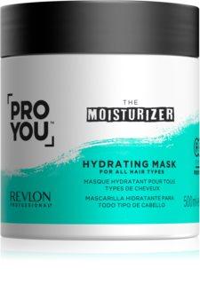 Revlon Professional Pro You The Moisturizer зволожуюча та поживна маска для всіх типів волосся