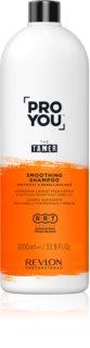 Revlon Professional Pro You The Tamer shampooing lissant pour cheveux indisciplinés et frisottis