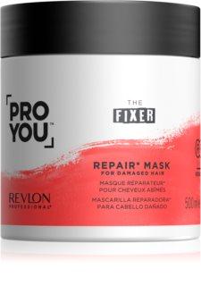 Revlon Professional Pro You The Fixer дълбоко регенерираща маска за третирана коса и скалп