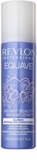 Revlon Professional Equave Blonde regenerator u spreju bez ispiranja za plavu kosu