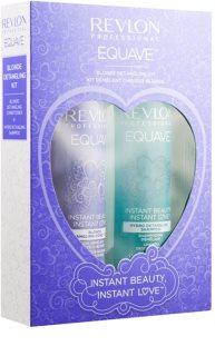 Revlon Professional Equave Blonde kit di cosmetici I. (per capelli biondi) da donna
