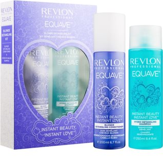 Revlon Professional Equave Blonde kozmetická sada I. (pre blond vlasy) pre ženy