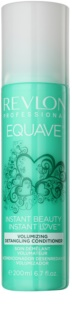 Revlon Professional Equave Volumizing acondicionador en spray sin enjuague para cabello fino