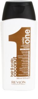 Revlon Professional Uniq One All In One Coconut shampoo rinforzante per tutti i tipi di capelli