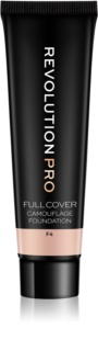 Revolution PRO Full Cover vodeodolný krycí make-up