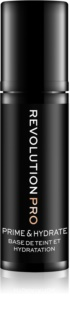Revolution PRO Prime & Hydrate Feuchtigkeit spendende Foundation-Basis unter dem Make-up