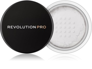 Revolution PRO Loose Finishing Powder Gennemsigtigt, løst pudder