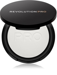 Revolution PRO Pressed Finishing Powder transparentný kompaktný púder