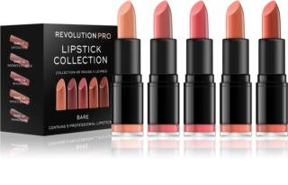 Revolution PRO Lipstick Collection set de rujuri 5 bucati