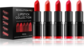 Revolution PRO Lipstick Collection set šmink 5 ks