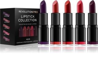 Revolution PRO Lipstick Collection Lipstick Set 5 pcs
