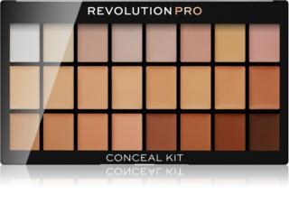 Revolution PRO Conceal Kit paleta de corretores