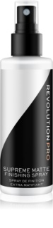 Revolution PRO Supreme spray de fixare si matifiere make-up