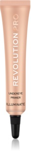 Revolution PRO Undereye Primer  Lysnende makeupprimer til at behandle mørke rande