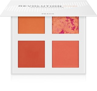 Revolution PRO 4K Blush Palette palette de blush