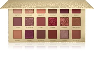Revolution PRO New Neutral paleta de sombras de ojos