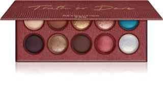 Revolution PRO Colour Focus Palette paletka očních stínů