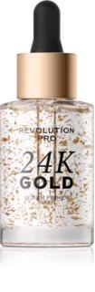 Revolution PRO 24k Gold base de teint illuminatrice