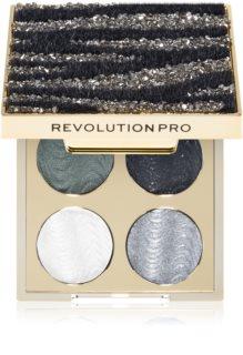 Revolution PRO Ultimate Eye Look палитра сенки за очи
