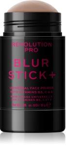 Revolution PRO Blur Stick Por-minimerande primer Med vitaminer B, C, E
