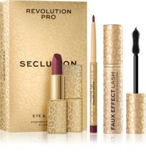 Revolution PRO New Neutral Seclusion Geschenkset (für den perfekten Look)