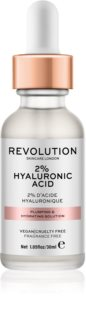 Revolution Skincare Hyaluronic Acid 2% хидратиращ серум