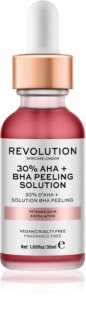 Revolution Skincare 30% AHA + BHA Peeling Solution